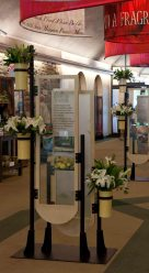 Visitors Center Kiosks (Making Scents: The Art and Passion of Perfume)